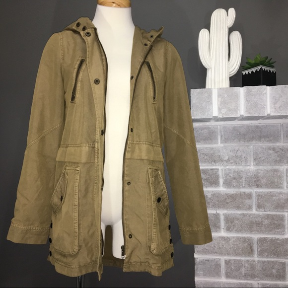 Mavi Jackets & Blazers - Tan fashion coat